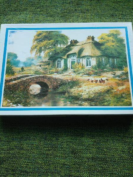 Puzzle paisaje 1000 piezas