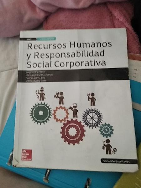 Recursos humanos y rsc