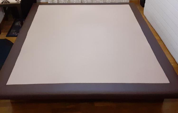 Somier/base tapizada