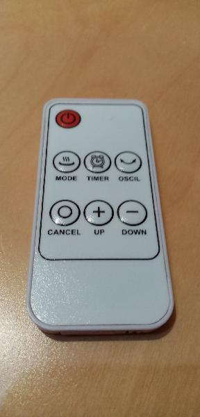 """Split"""" frío y calor con mando distancia"""