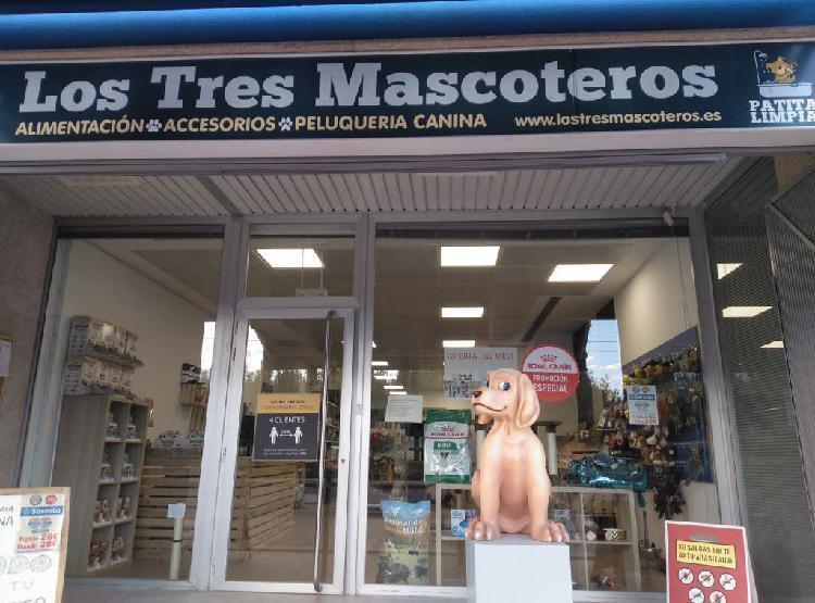 Tienda productos para mascotas