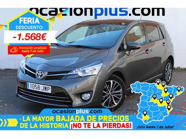 Toyota verso 115d advance 7 pl. 82 kw (112 cv)