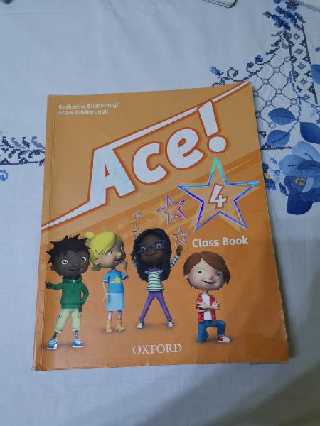 Class book de 4 de primaria (oxford)
