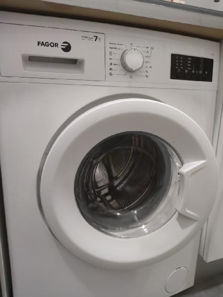 Lavadora fagor 7 kg