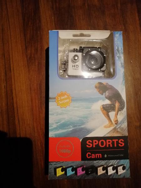 Sports cam - cámara de deporte