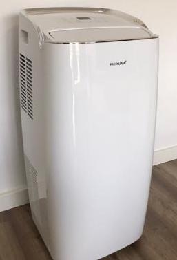 Aire acondicionado portátil pr klima