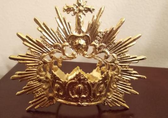 Corona para virgen