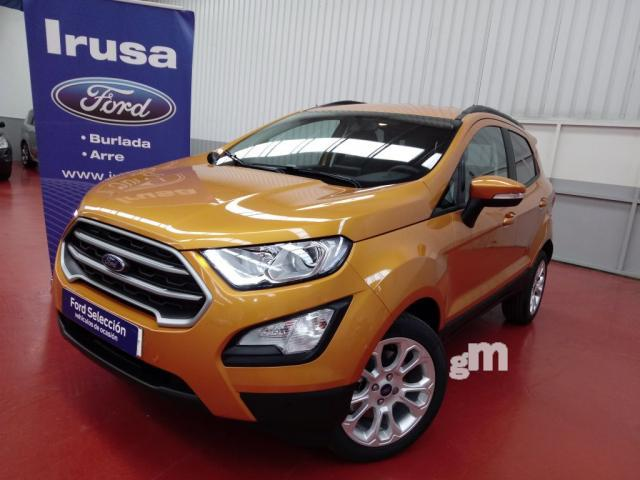 Ford ecosport cool & connect