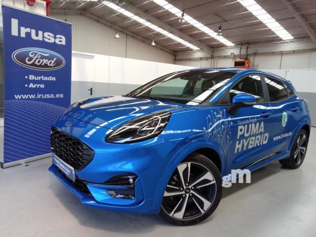 Ford puma st-line x