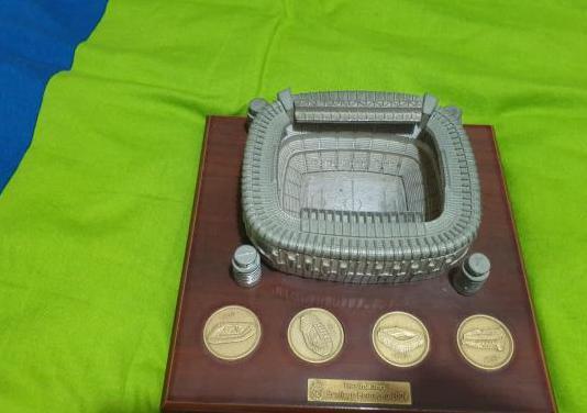 Maqueta del estadio santiago bernabéu