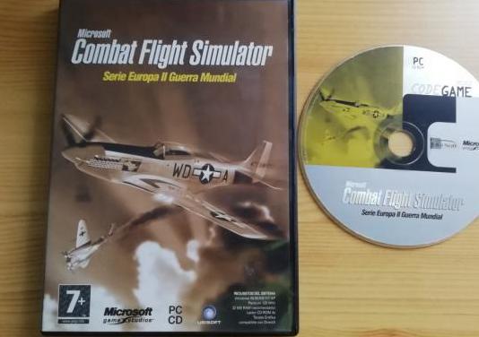 Microsoft combat flight simulator - juego pc