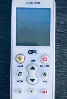 Mando universal wifi aire acondicionado