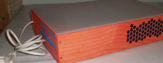 Mesa de luz nueva de 33x22 cm para calcar