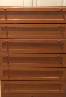 Mueble cajones madera perfecto estado