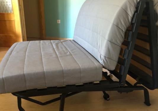 Sofá cama 80 cm