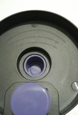 Tapón morado para mambo cecotec 6090