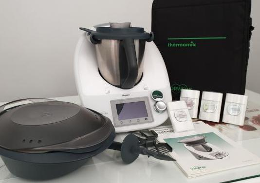 Thermomix tm5 5 libros digitales bolsa transp