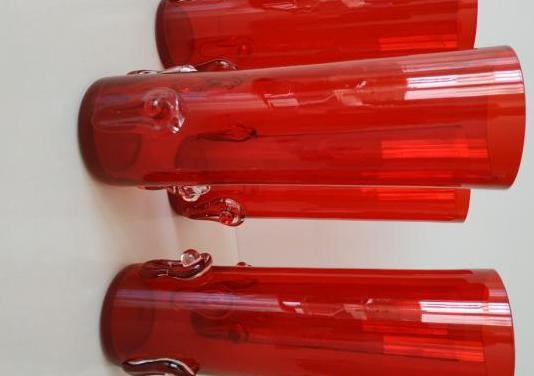Vasos vintage diseño