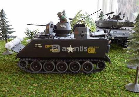 Vehiculo m-113 vers.vietnam 1/35