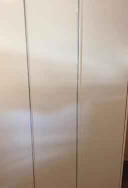 Armario melamina 3 puertas