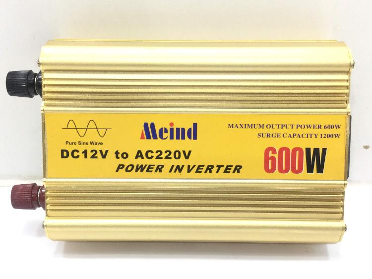 Convertidor meind 12 to 220 600w
