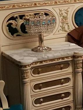 Dormitorio estilo luis xv