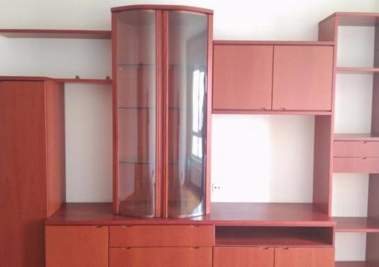 Mueble salón librería modular
