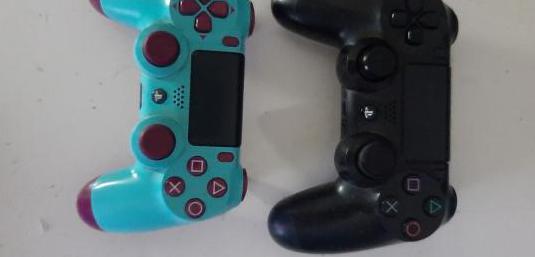 Ps4 juegos mandos