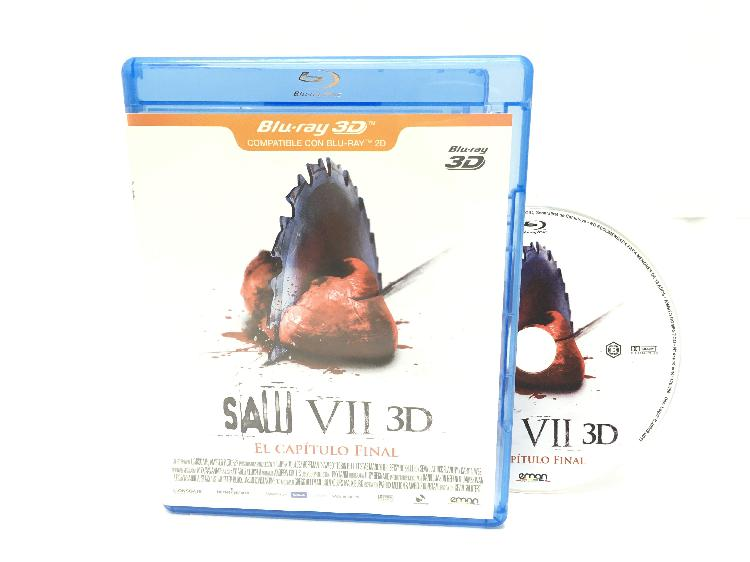Saw vii capitulo final 3d