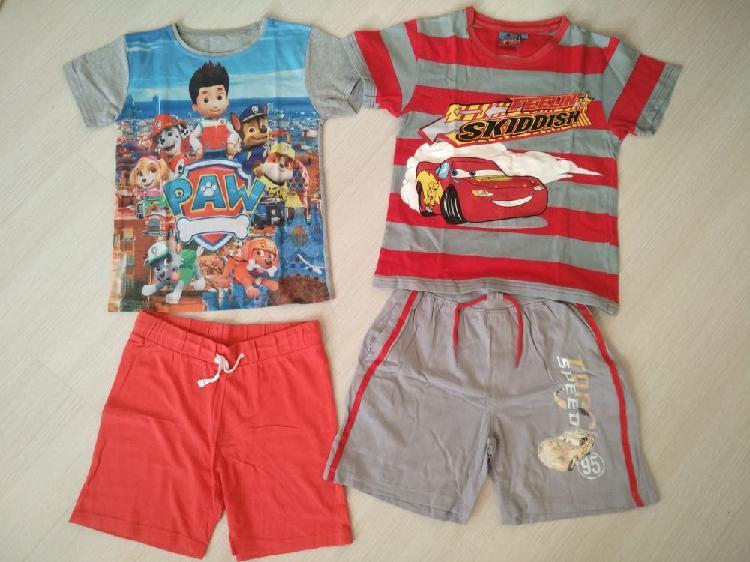 2 pijamas niño 7-8