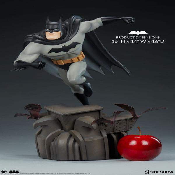 Batman animated series estatua 57cm sideshow dc
