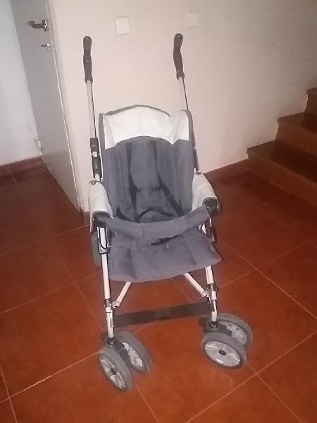 Carrito bebe niño chicco con bolsa