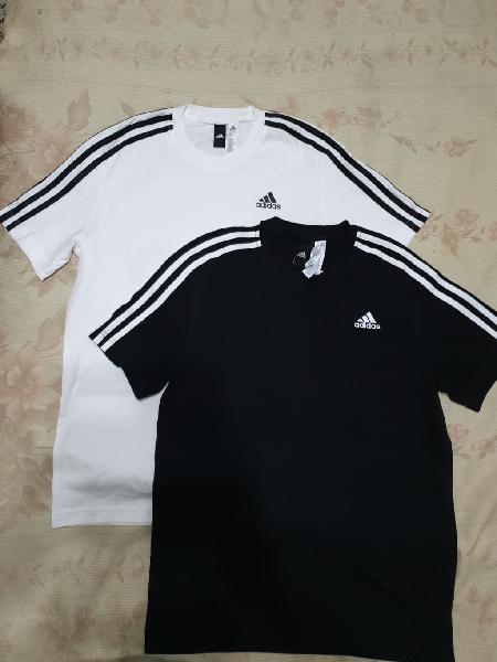 Camisetas adidas manga corta