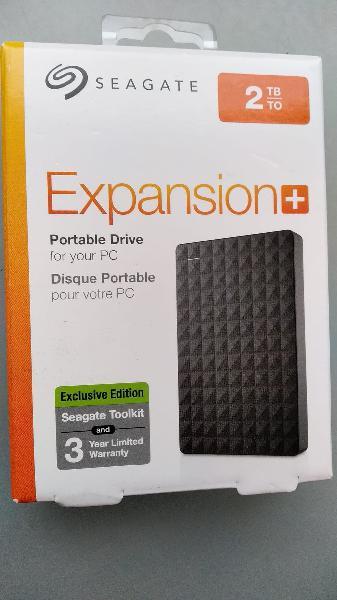 """Disco duro portátil 2tb ps4 3.0 """"nuevo a estrenar"""""""
