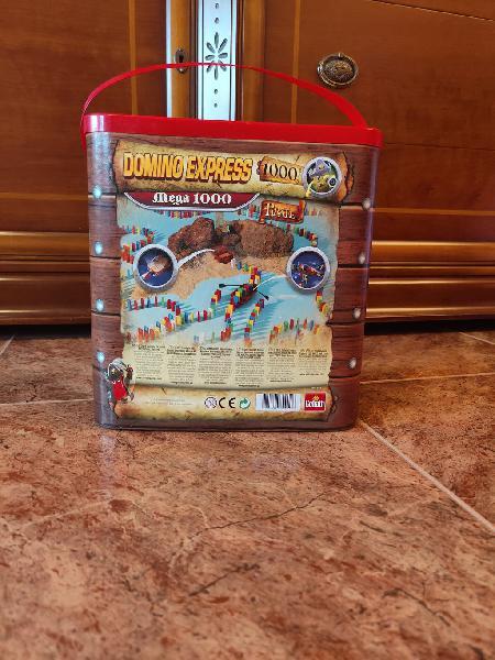 Domino Express Edición Pirata