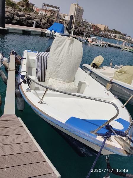 Embarcación caher 5.50