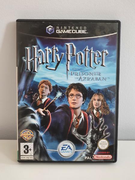Harry potter y el prisionero de azkaban game cube