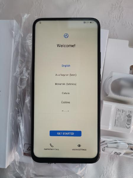 Huawei p smart z- camera pop up