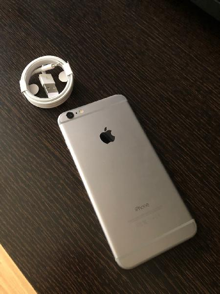 Iphone 6 plus 128gb impecable !