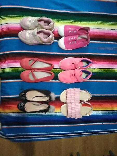 Lote n°9. zapatos niña n°29