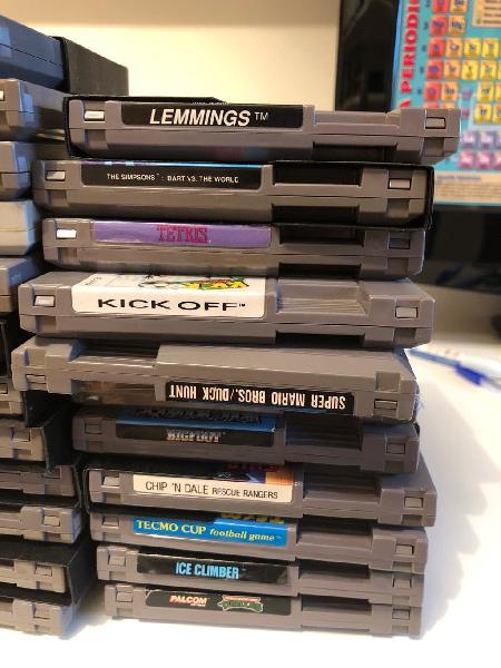 Nintendo nes nintendo antigua