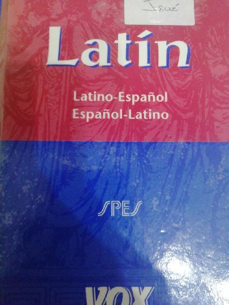 Particulares de latín