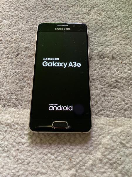 Samsung galaxy a3 libre (falló)