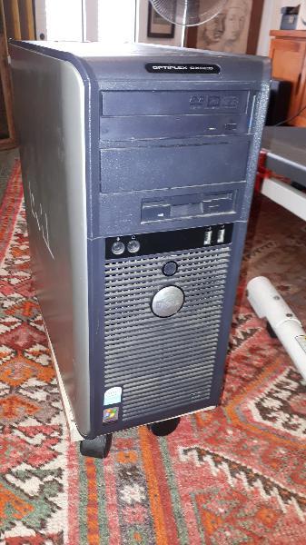 Torre ordenador pc dell
