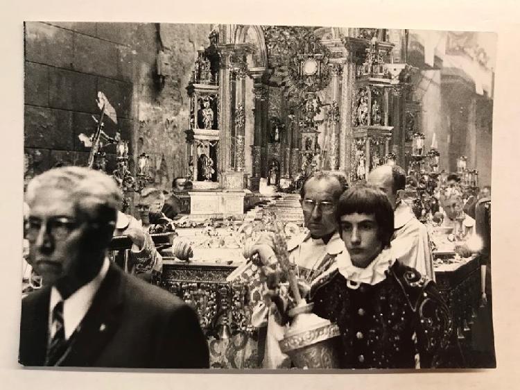 Valencia y su procesión del corpus (a.1975)