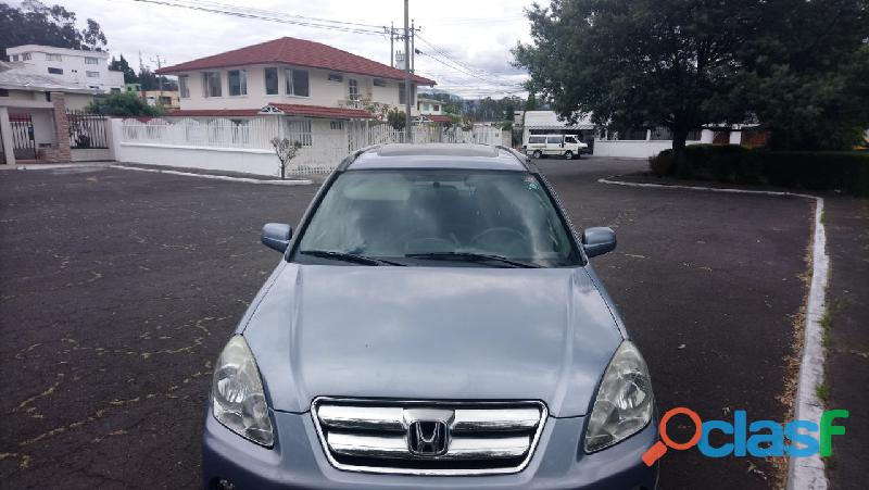 EN VENTA CRV 2005 4X4 DE CASA, QUITO