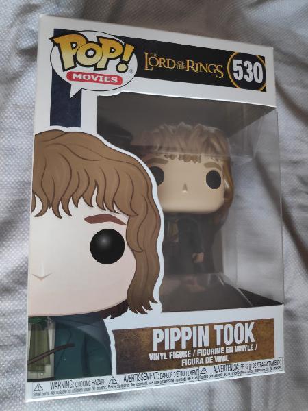 Figura funko pop pippin took señor de los anillos