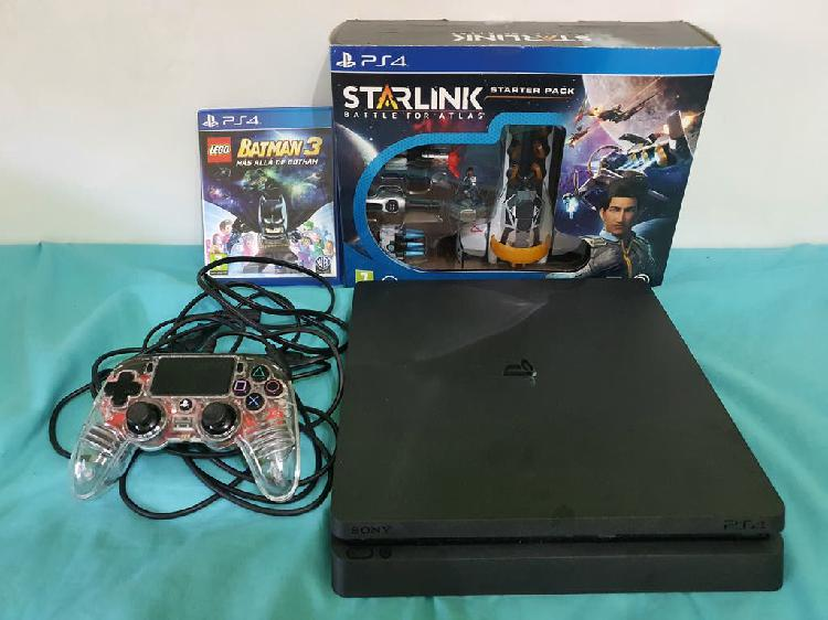 Pack ps4 slim 1tb