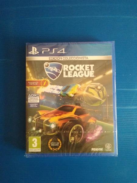 Rocket league edicion coleccionista ps4