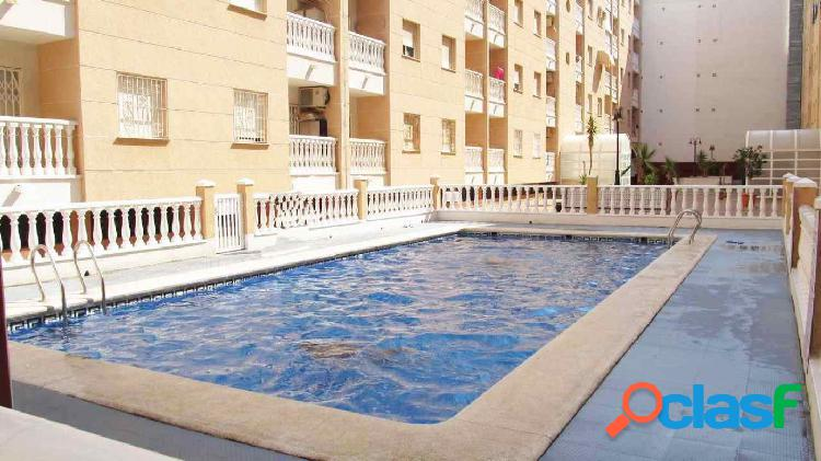 Apartamento 3 dormitorios con piscina